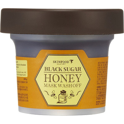 Skinfood Black Sugar Honey Wash Off Mask