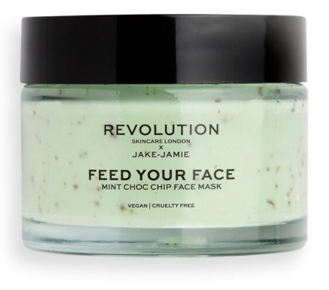Revolution x Jake Jamie Mint Choc Chip Face Mask