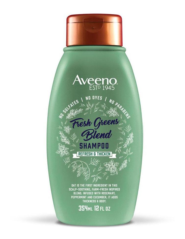 Aveeno Fresh Greens Blend