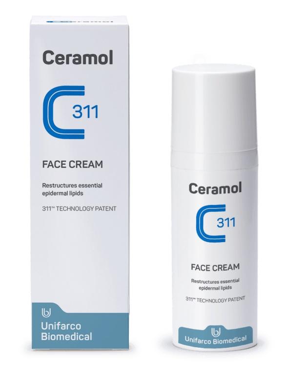 Ceramol 311 Face Cream