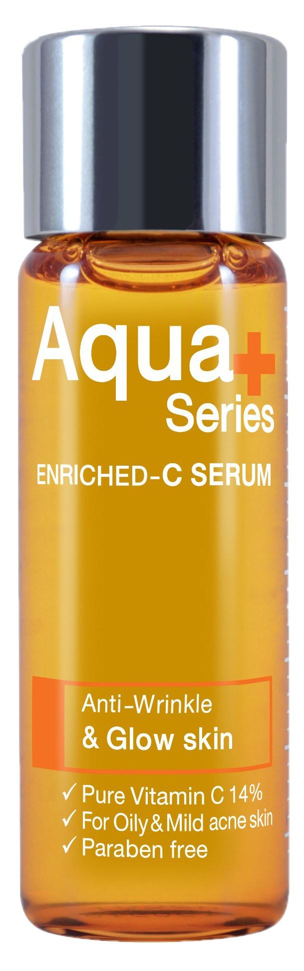Aqua + Series Enriched- C Serum