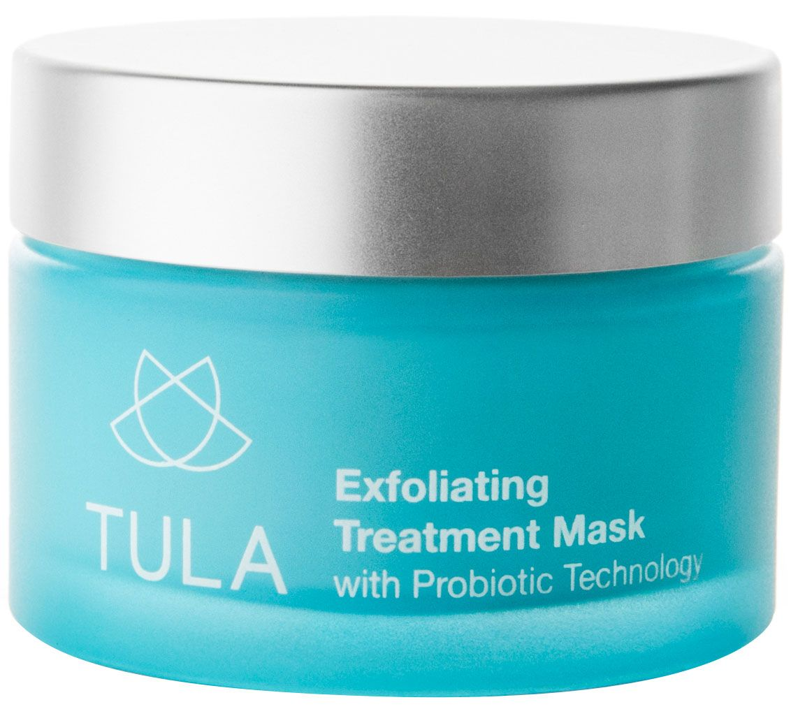 Tula probiotic skincare Exfoliating Treatment Mask