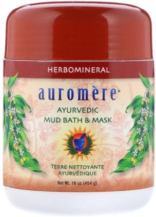 auromére Ayurvedic Mud Bath & Mask