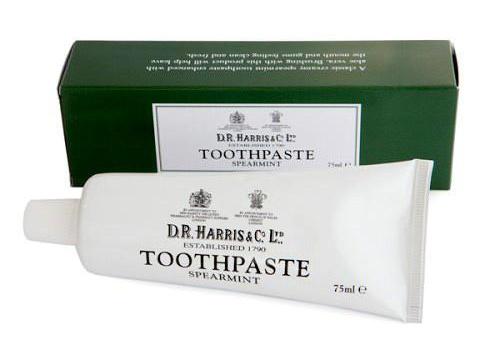 DR HARRIS Spearmint Toothpaste