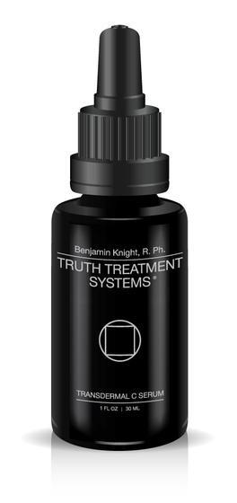 Truth treatments Transdermal C Serum