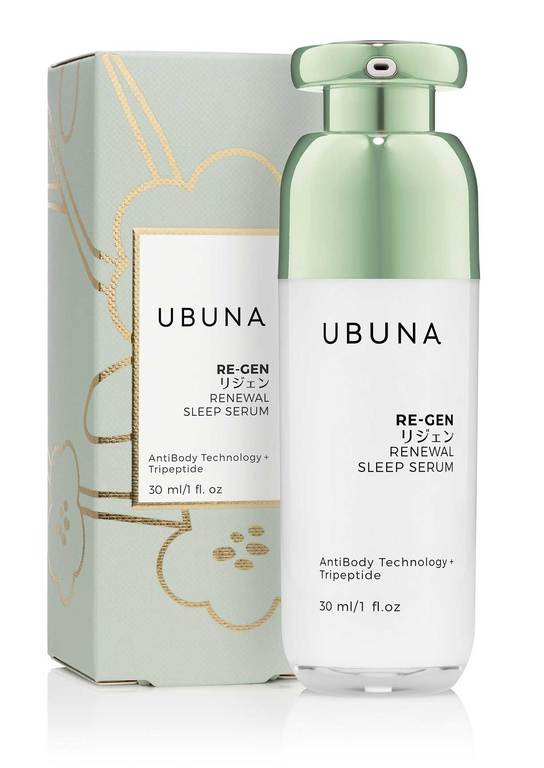 Ubana Beauty Re-Gen Renewal Sleep Serum