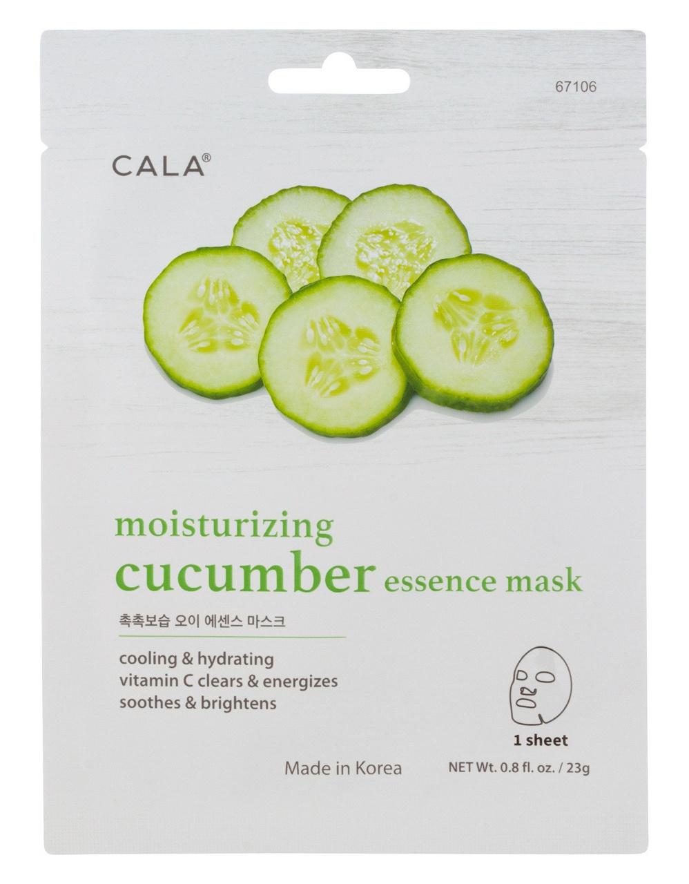 Cala Essence Facial Mask: Cucumber
