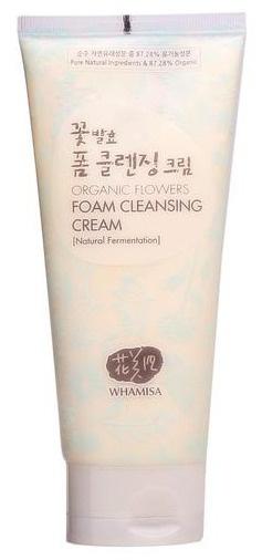 Whamisa Foam Cleansing Cream