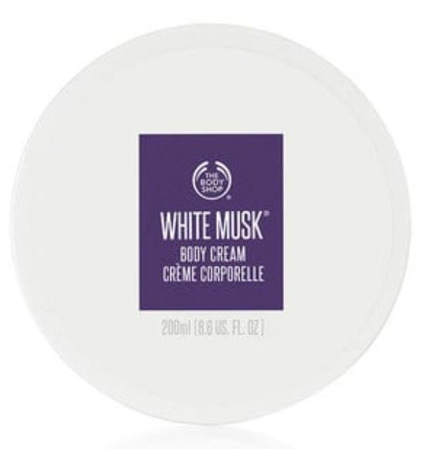 The Body Shop White Musk® Body Cream