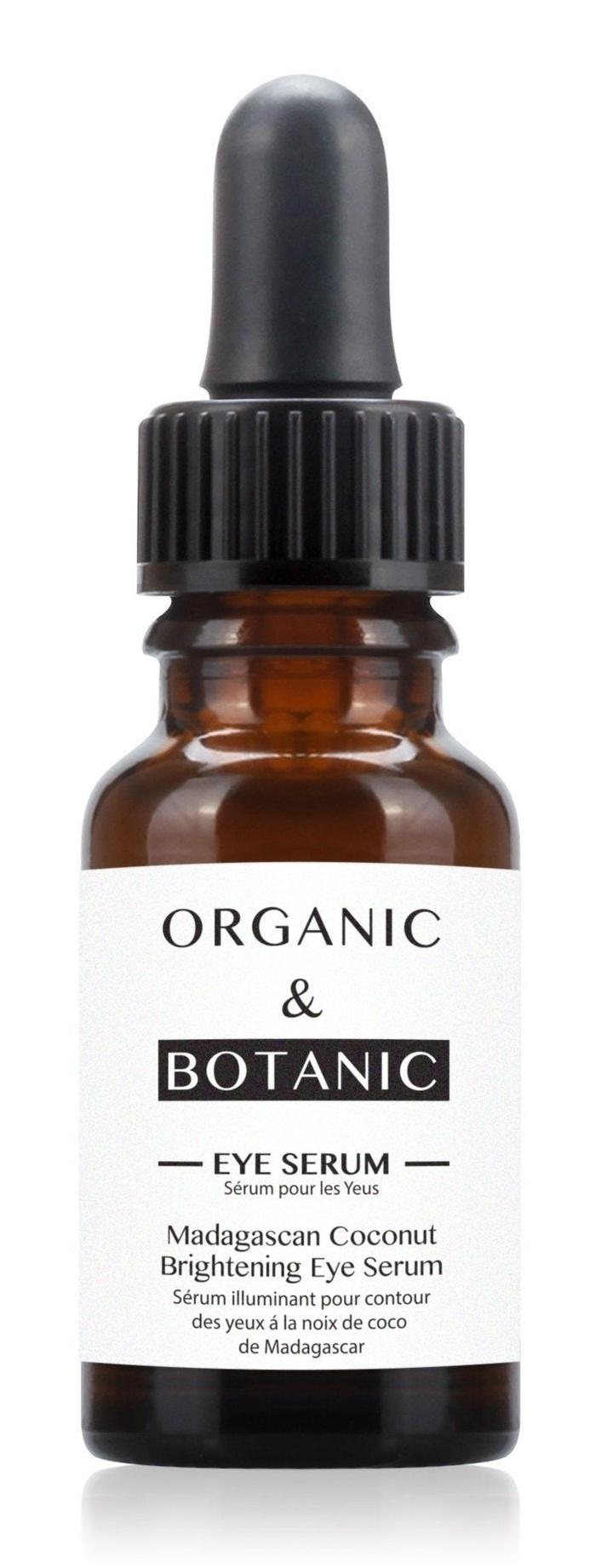 Dr Botanicals Organic And Botanic Madagascan Coconut Brightening Eye Serum