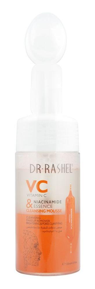 Dr.Rashel Vitamin C & Niacinamide Facial Cleansing Mousse