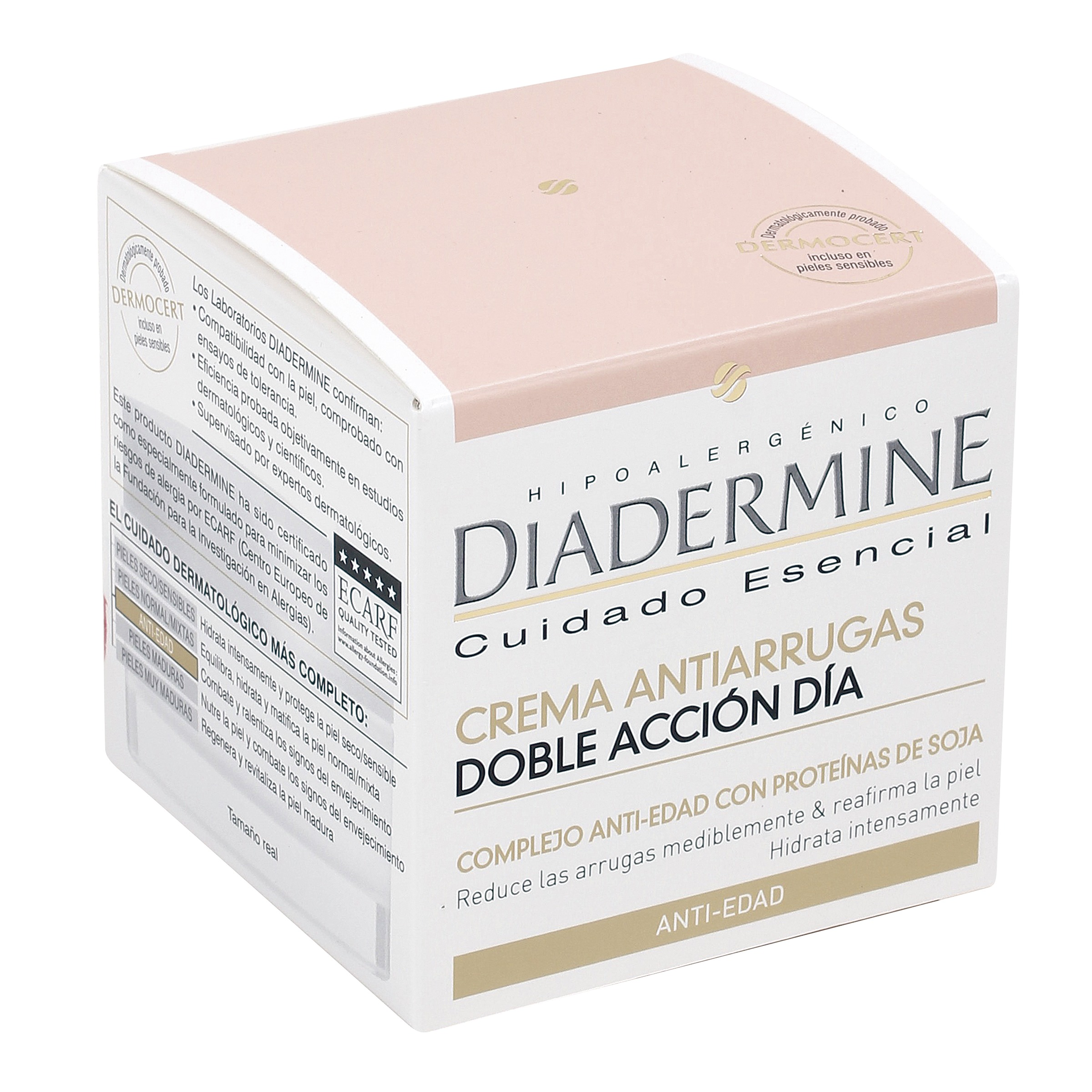 Diadermine Soin Anti-Rides Double Action Jour