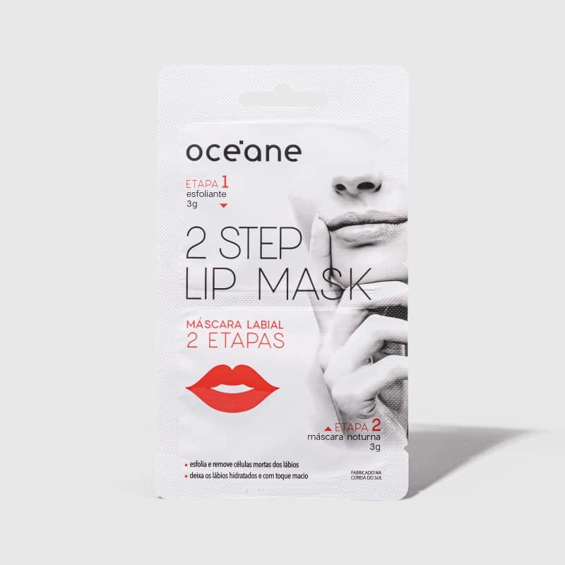 Oceane 2 Step Lip Mask - Máscara Labial 2 Etapas