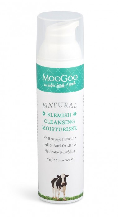 MooGoo Blemish Cleansing Moisturiser