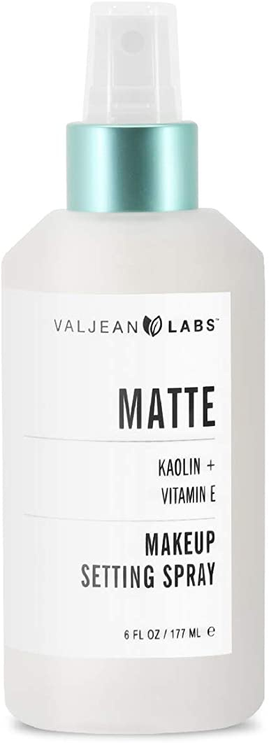 Valjean Labs Matte Makeup Setting Spray