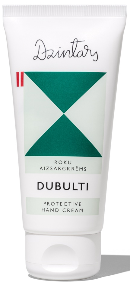 "Dzintars Protective Hand Cream ""Dubulti"""