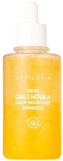 Aprilskin Real Calendula Deep Moisture Essence