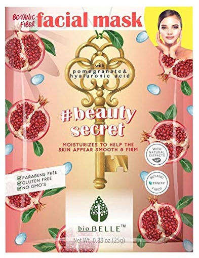 Biobelle #Beautysecret Facial Mask
