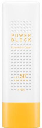 A'pieu Power Block Essence Sun Cream SPF50+/pa++++