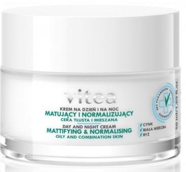 Vitea Mattifying And Normalising Face Cream