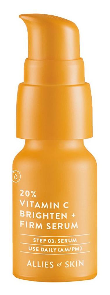 Allies of Skin 20% Vitamin C Brighten And Firm Serum