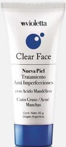 Violetta Clear Face Tratamiento Anti Imperfecciones