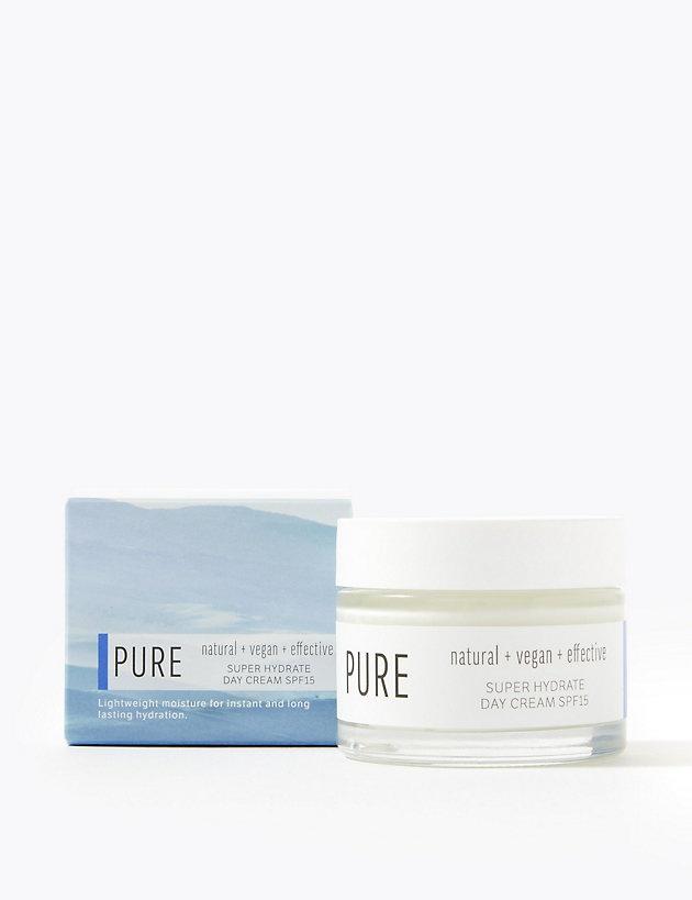 Pure Super Hydrate Day Cream Spf 15