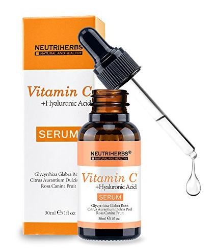 Neutriherbs Vitamin C Serum, 20% Vitamin C