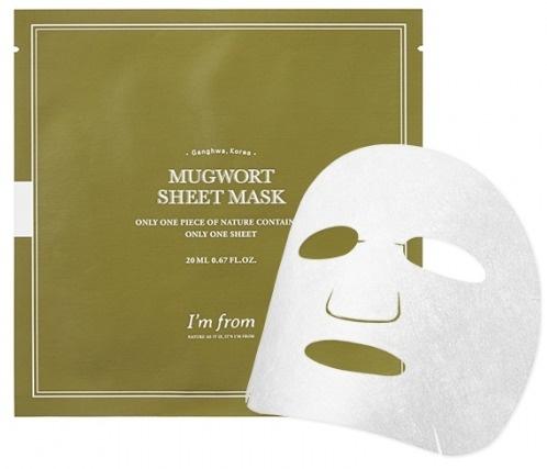 I'm From Mugwort Sheet Mask