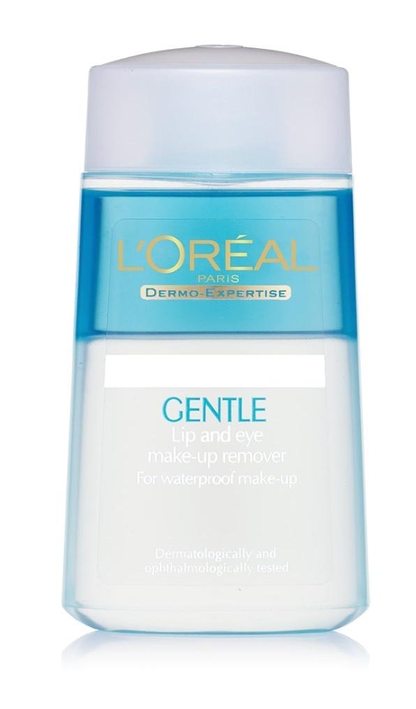 L'Oreal Gentle Lip & Eye Make-Up Remover