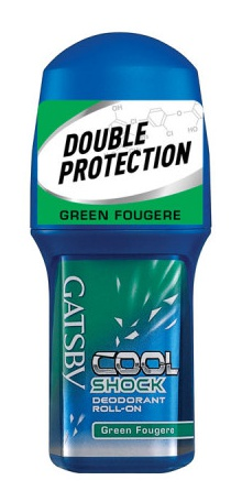 Gatsby Deodorant Roll-On Green Fougere