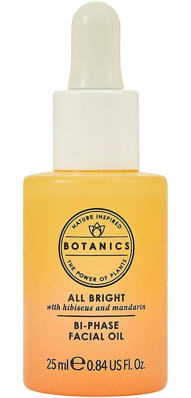 Botanics All Bright Bi-Phase Oil