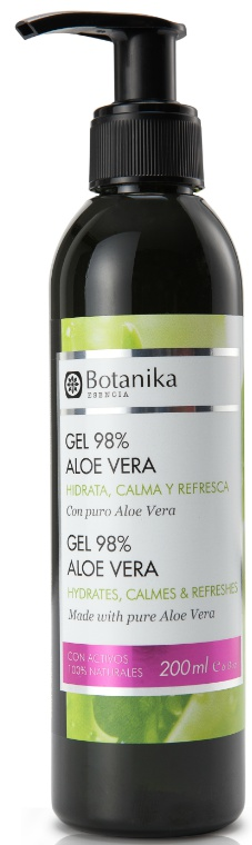 Botanika Gel De Aloe Vera 98%