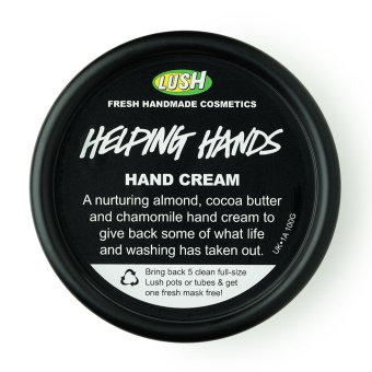 Lush Helping Hands