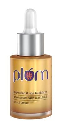 PLUM Grape Seed & Sea Buckthorn Glow-Restore Face Oils Blend