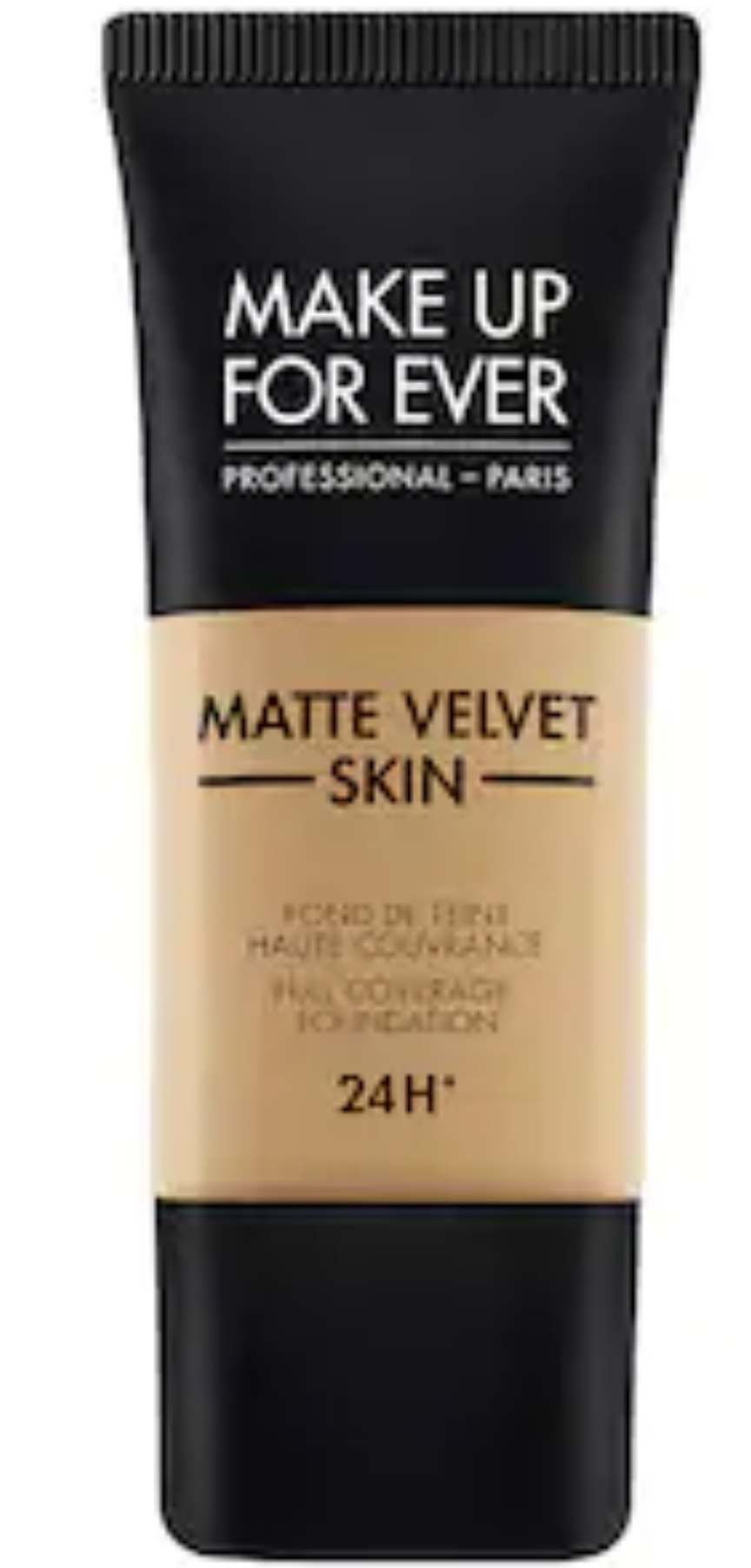 Make Up Forever Matte Velvet Full Coverage Foundation