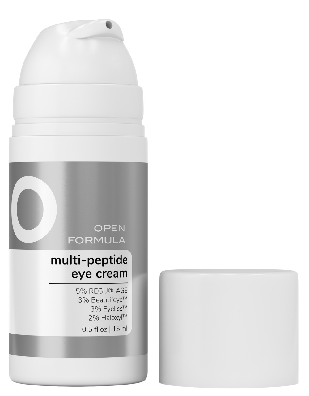 Open Formula Multi-Peptide Eye Cream (13% peptides)
