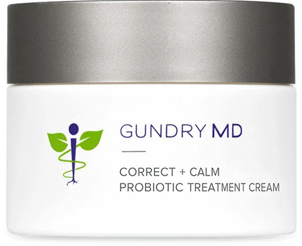 Gundry MD Correct + Calm Probiotic Treatment Cream