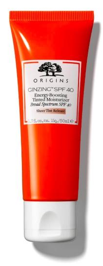 Origins Ginzing™ Energy-Boosting Tinted Moisturiser SPF40