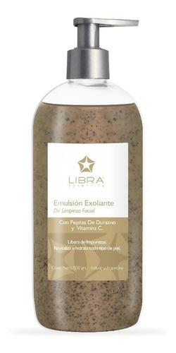 Libra Cosmetica Emulsión Exfoliante