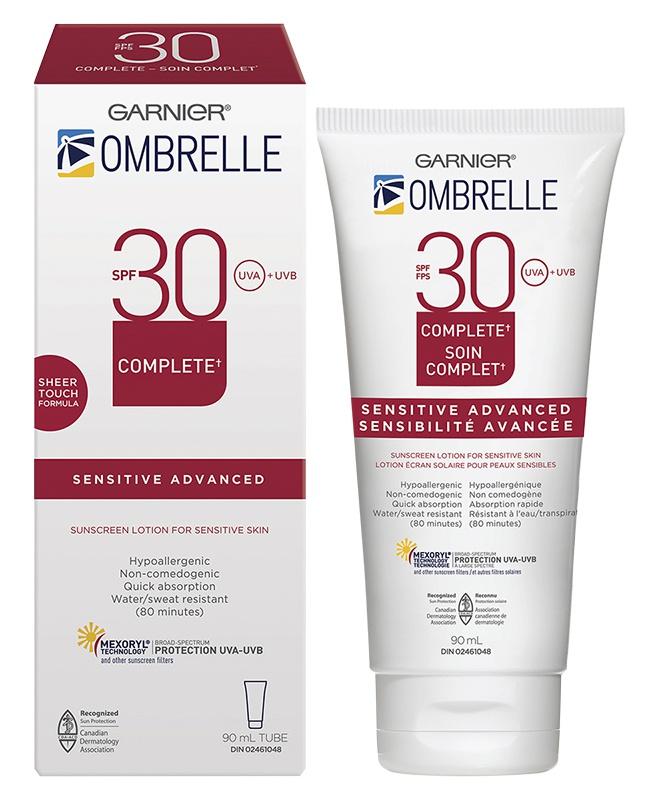 Garnier Ombrelle Complete Sensitive Advanced Spf30