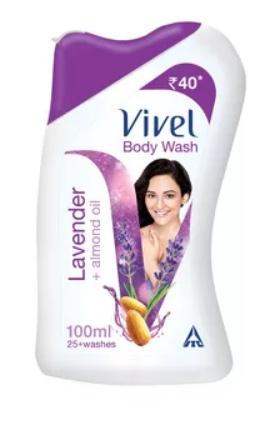 Vivel Lavender Body Wash