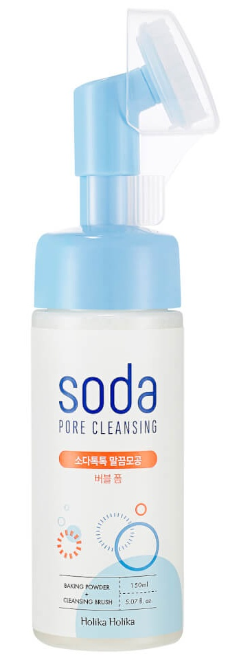 Holika Holika Soda Pore Cleansing Bubble Foam
