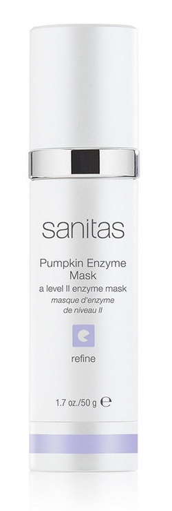 Sanitas Pumpkin Enzyme Mask