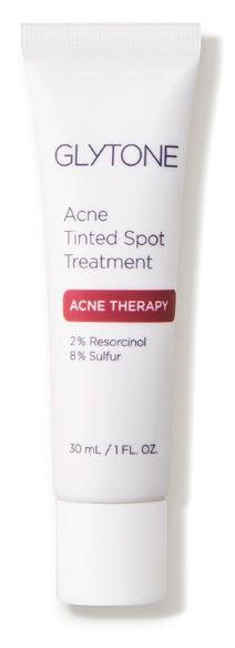 Glytone Acne Tinted Spot Treatment
