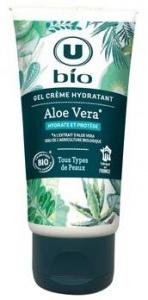 U bio Gel Crème Hydratant Aloe Vera