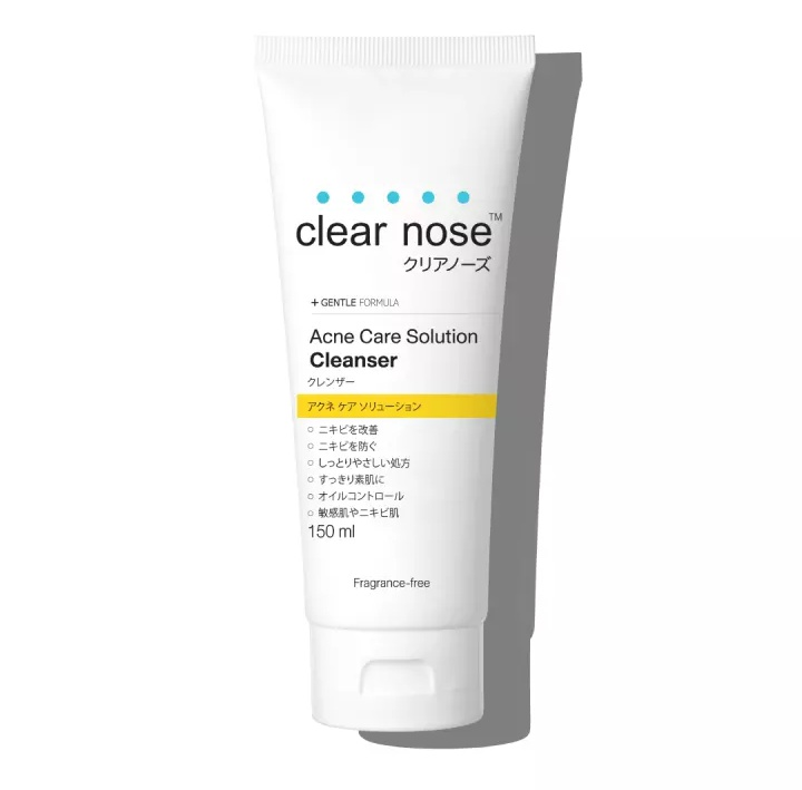 Clear Nose Acne Care Solution Cleanser