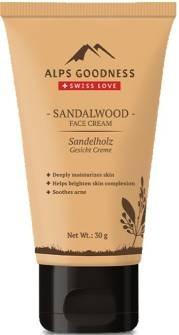 Alps Goodness Sandalwood Facewash