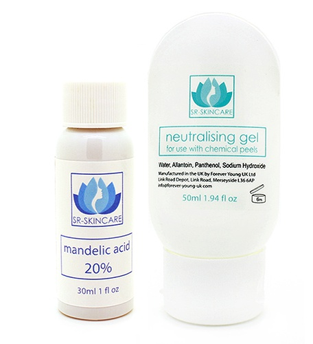 SR-Skincare Mandelic Acid Peel