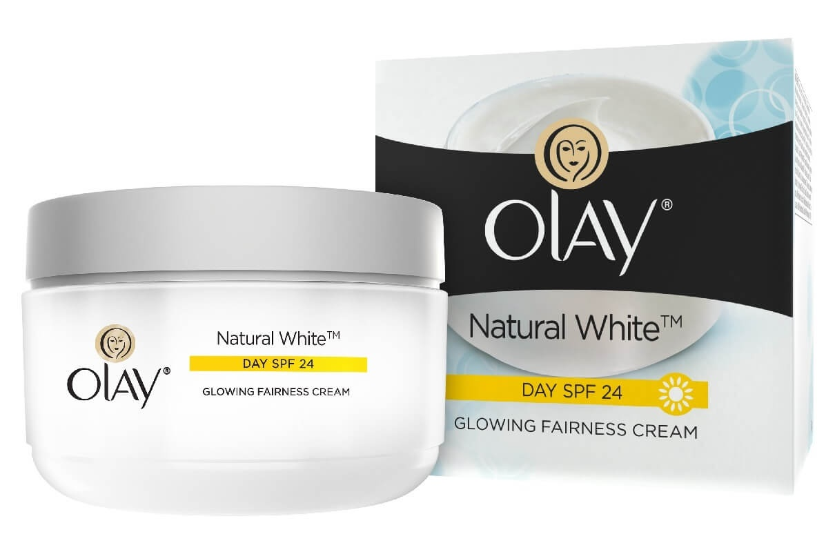 Olay Natural White All-In-One Fairness Cream